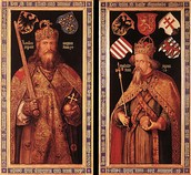 King Charlemagne and King Carloman