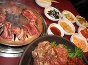 Massive Korean Menu!