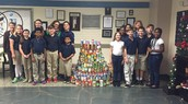 Christmas Cheer Canned Food Drive