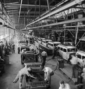 Car Industry evolution