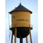 Wheeler County Water Tower!!!