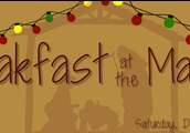 Breakfast at the Manger - December 5