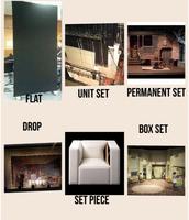 Set Pieces