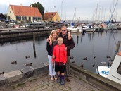 Danish Fishing Village