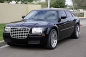 The chrysler 300