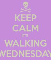 Walking Wednesday