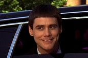 Jim Carrey stars in Dumb and Dumber
