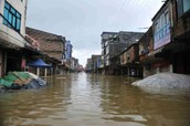 Typhoon Haiyan Flooding