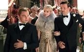 Daisy,Tom, And Gatsby!