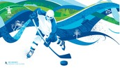 Popular Russian sport: Hockey