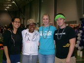 Friends at Relay for Life