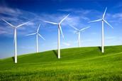 Wind energy !