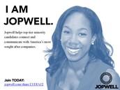 I am Jopwell.