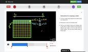 An example of EdPuzzle being used