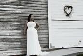 Jennifer's Bridal Photo