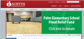 Palm Elementary School Flood Relief Fund
