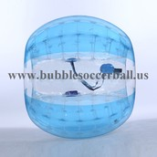 inflatable bubble.