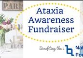 Ataxia Awareness Fundraiser