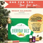 Young Living December Promo!