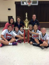 Congratulations 3rd grade girls!