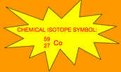 There are 26 known isotopes of Cobalt.