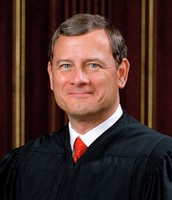 Current Chief Justice John G. Roberts Jr.