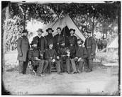 Federal soldiers