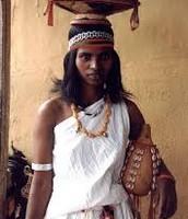 Ethiopian tribes.