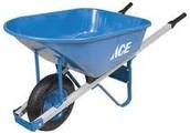 modern wheelbarrow