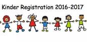 Pre-K/Kindergarten Pre-Registration