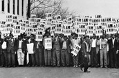 "The Civil Rights Movement-""I,Too,Am American"""
