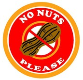 We are a Nut Free Room
