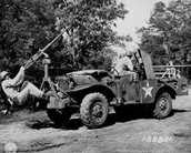 An American War Buggy With Mounted Turret