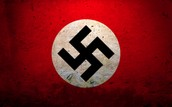 Symbol of the Reign of Adolf Hitler and the Nazi's