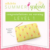 Splash Incentive LEVEL ONE achievers (so far)!