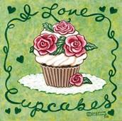 Los mejores cupcakes de la cuidad