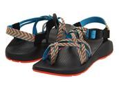 Zapatos del arco iris