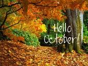 September 28 - October 2