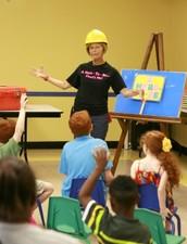 K-3 Heroic Builder: Brenda Hartley