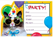 Birthday Invitation Policy