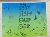 Best Staff Ever