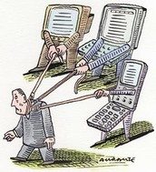 The effect of technology in our society