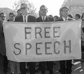 First Amendment: Freedom of Speech