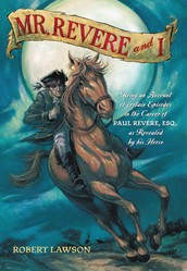 Come along on the legendary ride of Paul Revere told right from the mouth of his horse!