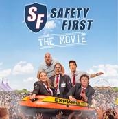 deze zaterdag komt de 1ste film van safety first uit