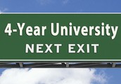 Attend a 4 year university