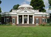 Monticello exterior