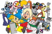 Правильные и неправильные мультфильмы