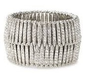AINSLEY STRETCH BRACELET $34 (65% OFF)