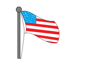 This is my American Flag: